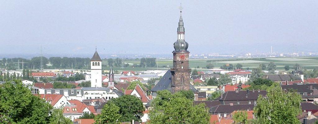Grünstadt in der Pfalz