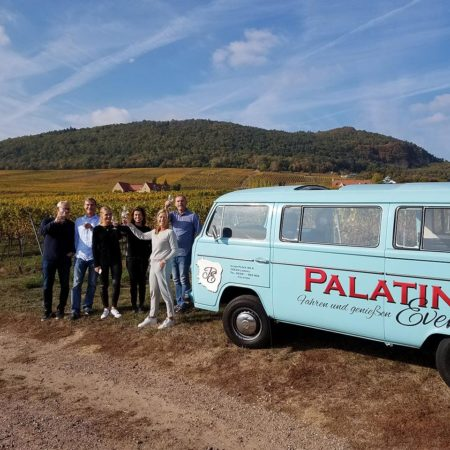 Palatina Events, der heiß geliebte Bulli