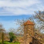 Panorama Burg Battenberg