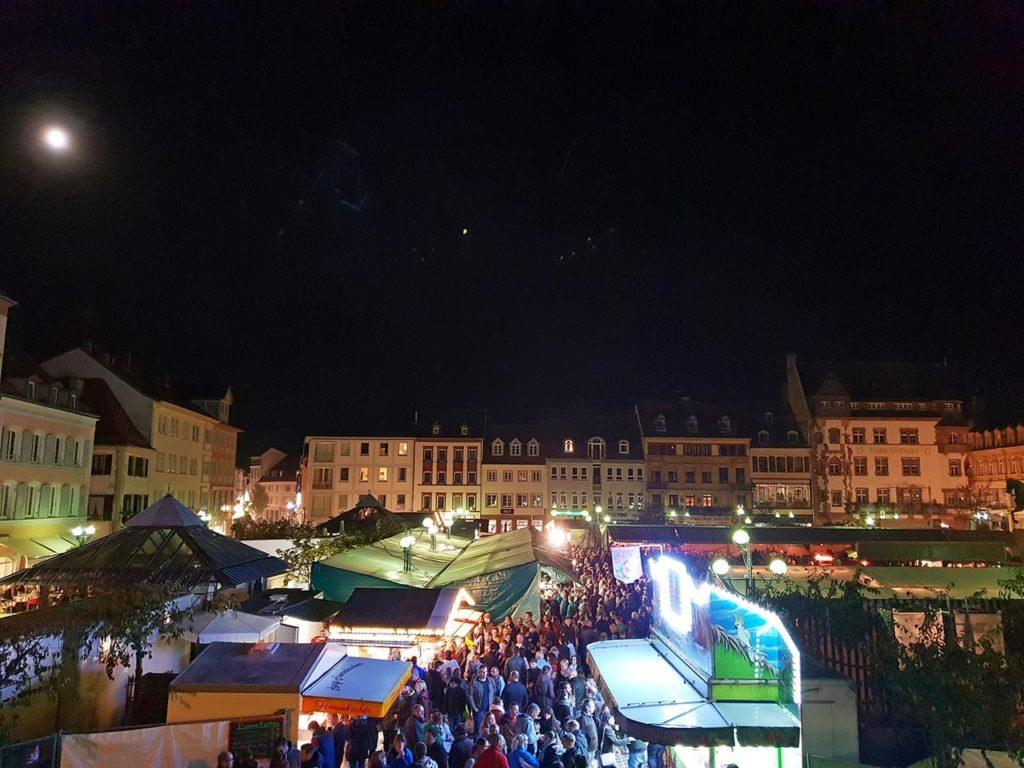 Fest des Federweissen bei Vollmond - Landau in der Pfalz