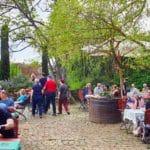 Biergarten Hofgut Battenberg