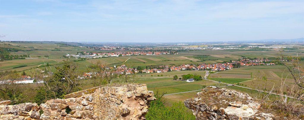Kleinkarlbach in der Pfalz