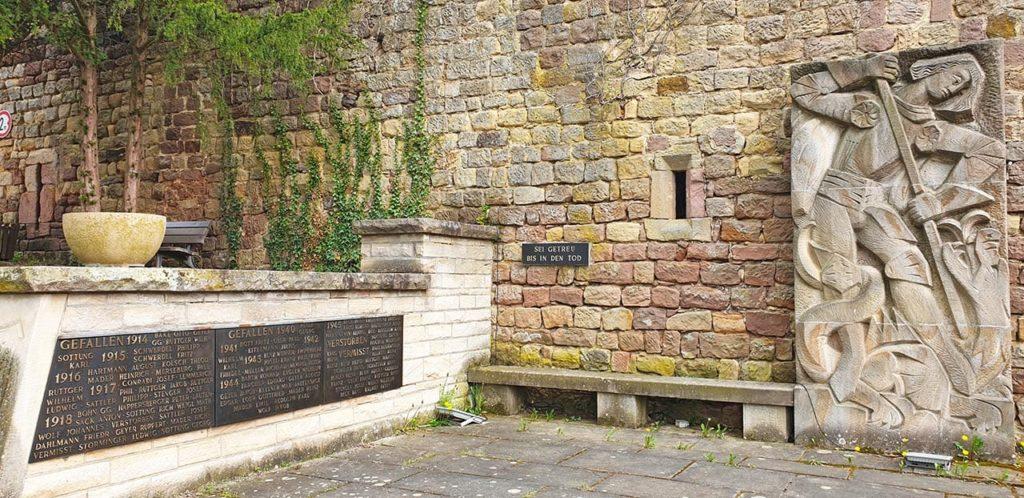 Kriegerdenkmal in Neuleiningen