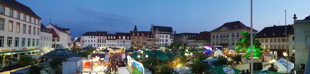 Landauer Sommer - Panorama