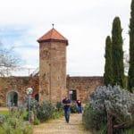 Turm Burg Battenberg