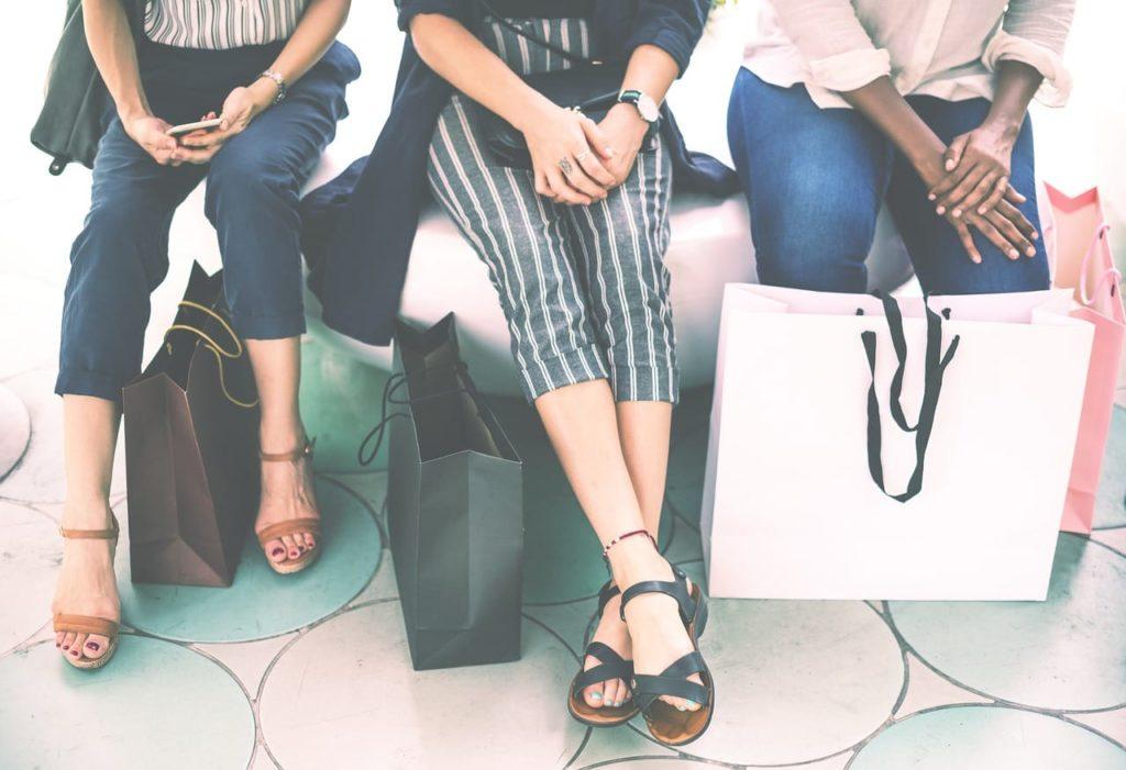 Einkaufen, shopping in der Pfalz