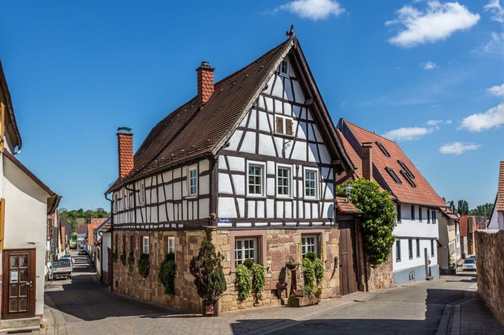 Fachwerkhaus in Billigheim-Ingenheim