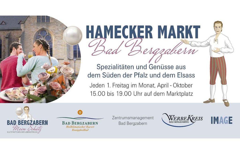 Hamecker Markt in Bad Bergzabern