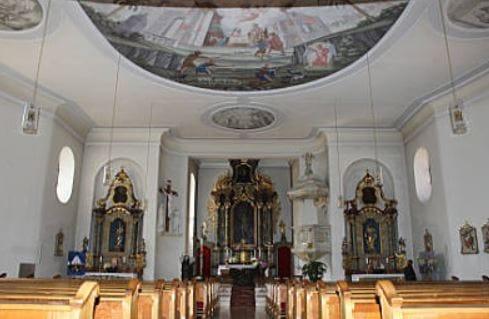 Katholische Pfarrkirche St. Sebastian