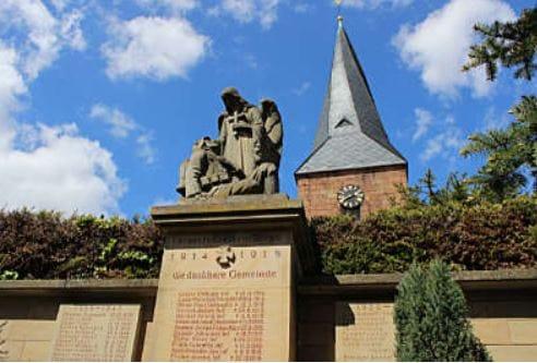 Kriegerdenkmal 1914/1918