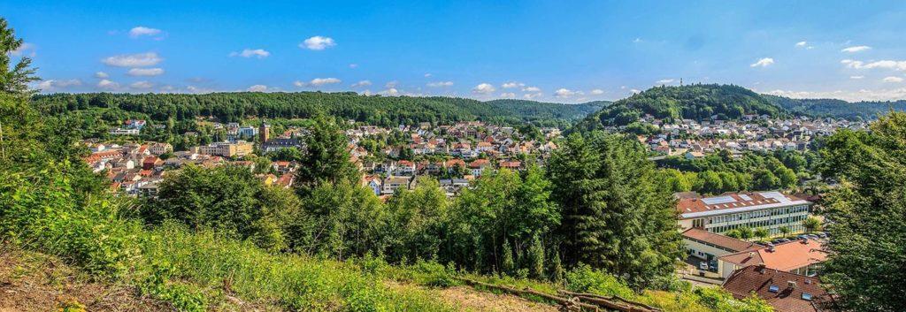 Rodalben in der Pfalz
