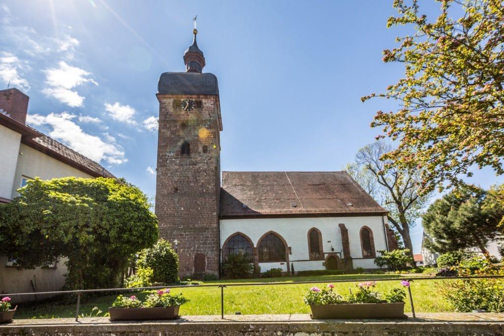 St. Martin Kirche in Billigheim-Ingenheim