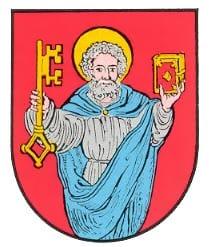 Wappen Edesheim in der Pfalz