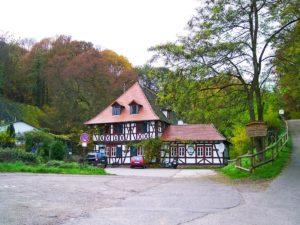 "Ristorante ""Wappenschmiede"" in Pleisweiler-Oberhofen"