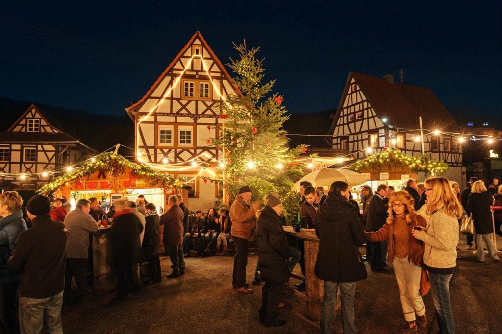 Weihnachtsmarkt in Dörrenbach