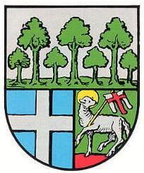 Wappen von Forst in der Pfalz