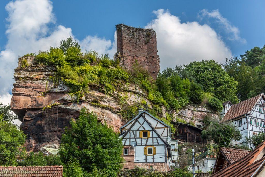 Elmstein in der Pfalz - Foto: Palatina Tourer