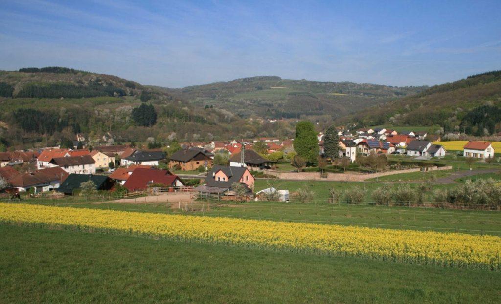 Bedesbach in der Westpfalz