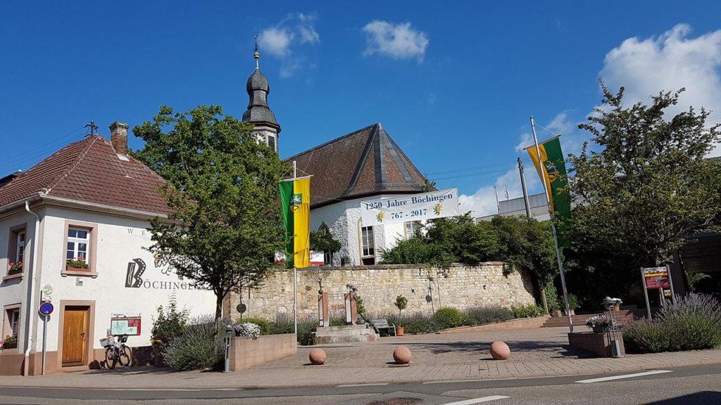 Böchingen in der Pfalz