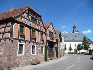 Dirmstein in der Pfalz