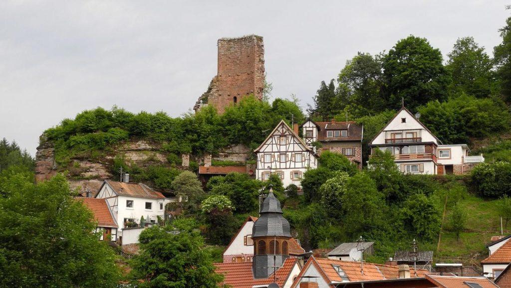 Elmstein in der Pfalz