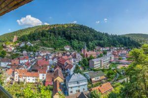 Elmstein-Panorama - Foto: Palatina Tourer