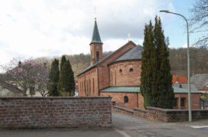 Eppenbrunn in der Pfalz