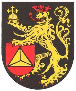 Wappen Frankenthal in der Pfalz
