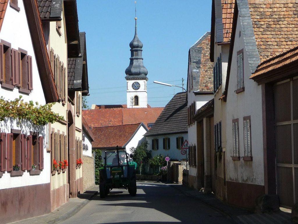 Gönnheim in der Pfalz