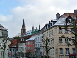 Kusel in der Pfalz