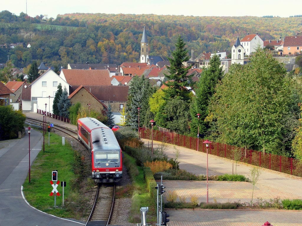 Lauterecken in der Pfalz