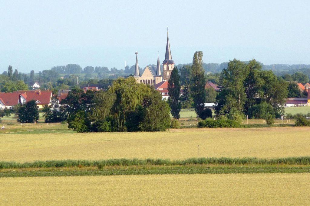 Neustadt - Geinsheim in der Pfalz