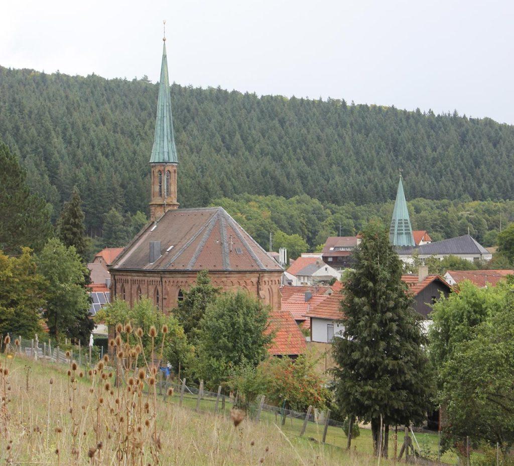 Oberwiesen in der Pfalz