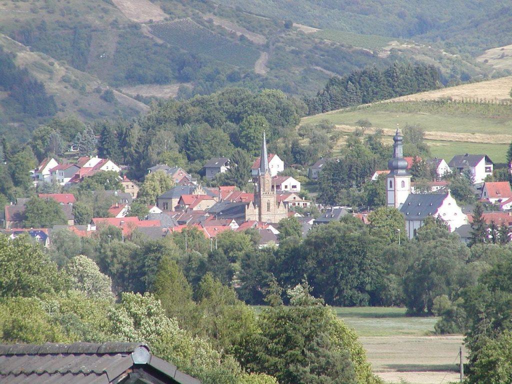 Staudernheim in der Pfalz