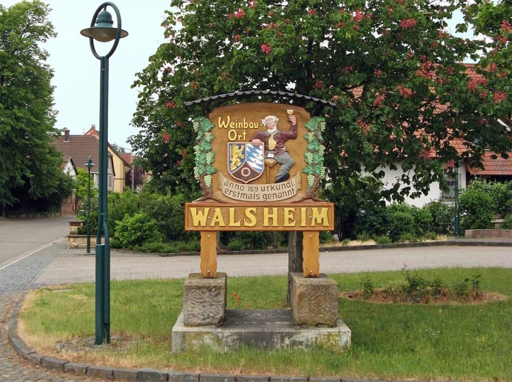 Walsheim in der Pfalz