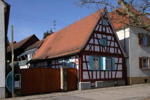 Wörth-Büchelberg in der Pfalz