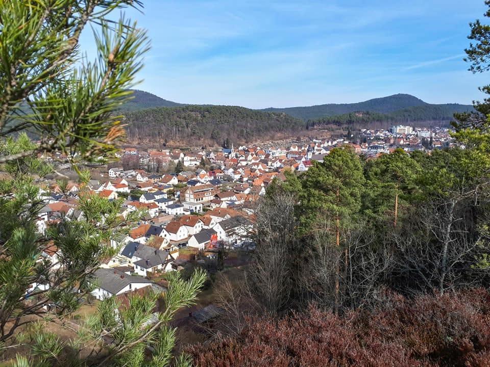 Dahn in der Pfalz