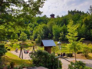 Erlebnispark Teufelstisch in Hinterweidenthal in der Pfalz