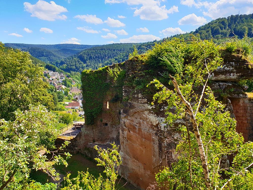 Höhenburgruine Neidenfels