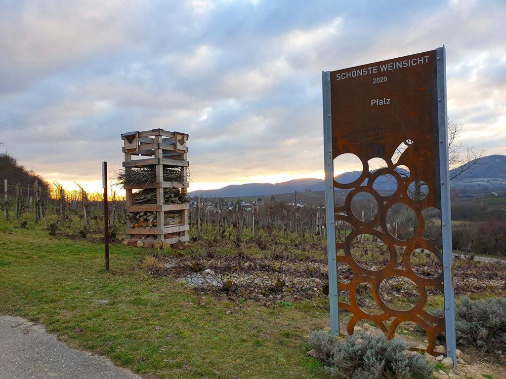 Ilbesheim - schönste Weinsicht 2020