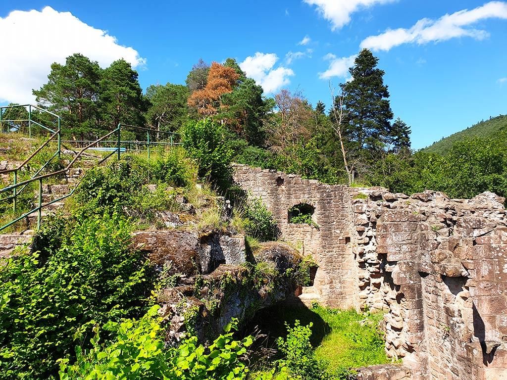 Ruine Neidenfels