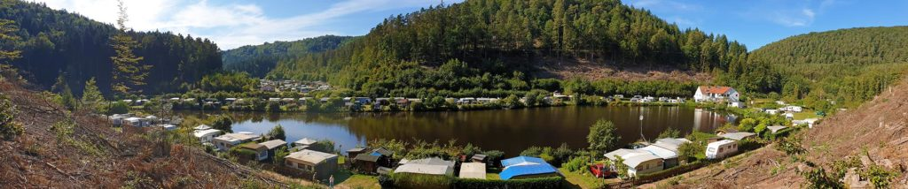 Campingplatz Neudahner Weiher