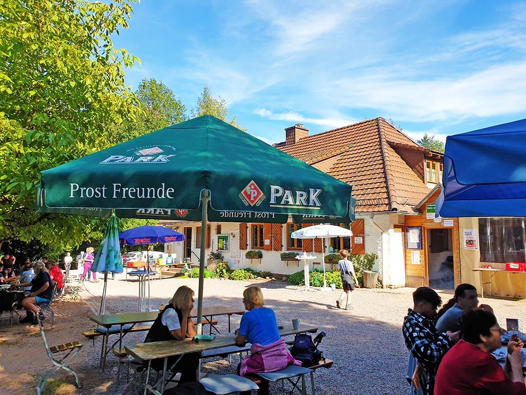Dahner Hütte im Schneiderfeld