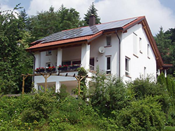 Ferienwohnung Dorfblick in Leinsweiler in der Südpfalz